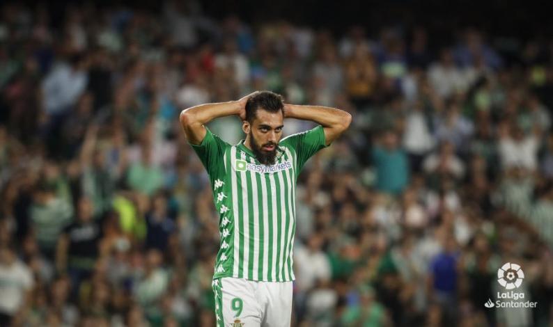 El gran fracaso del Betis con Borja Iglesias - fichajes.net
