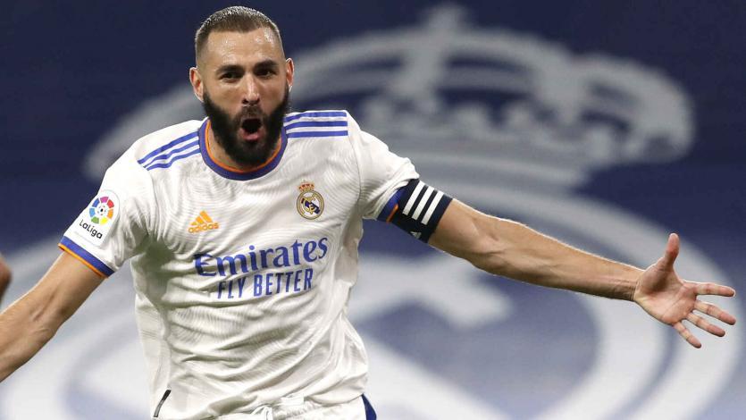 Nadie puede detener a Benzema... ¿El mejor jugador del mundo?