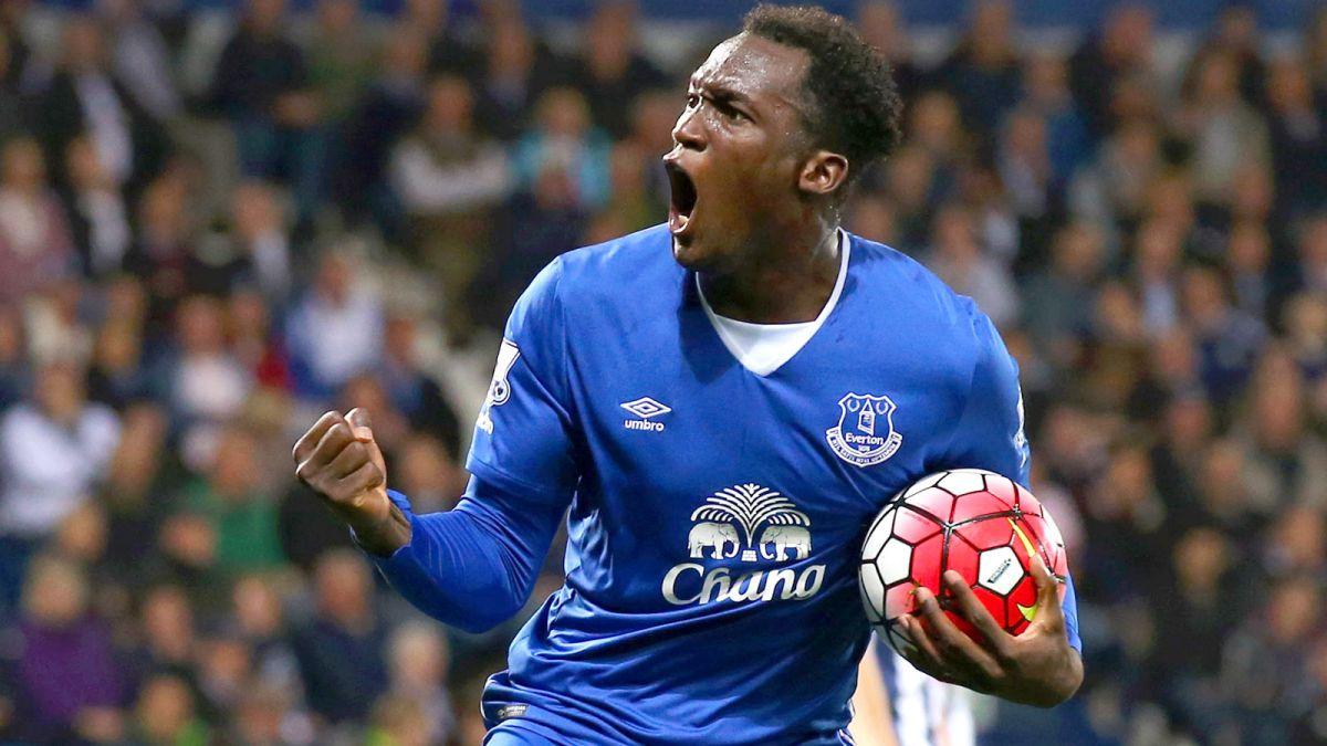 -Romelu Lukaku (Everton) 1