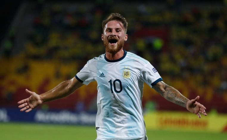 Alexis Mac Allister sondea su regreso a Boca Juniors | Fichajes.net