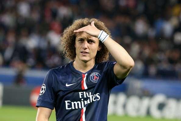 Resultado de imagen para David Luiz-PSG