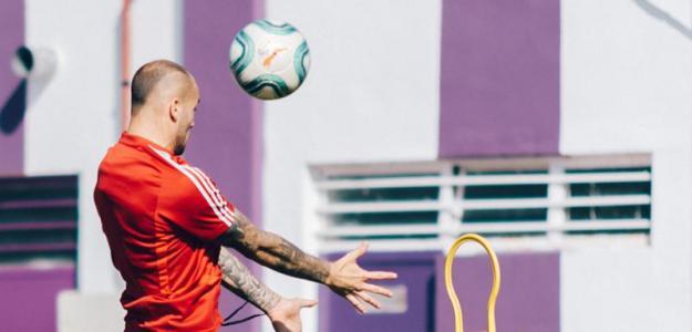 La sequía goleadora más extrema de Sandro Ramírez