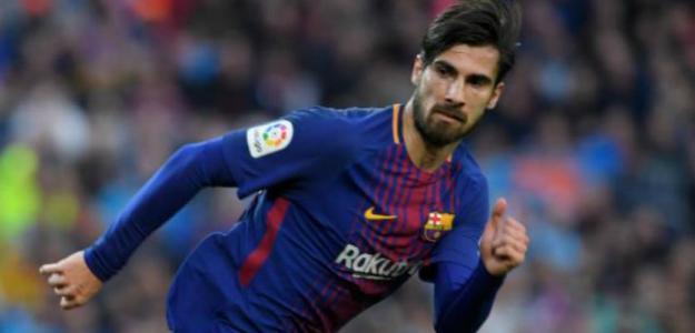 El Barça puede cerrar la venta de André Gomes este miércoles / Marca