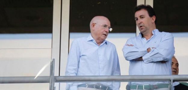 El Real Betis Balompié puede perder a Lorenzo Serra Ferrer / Marca