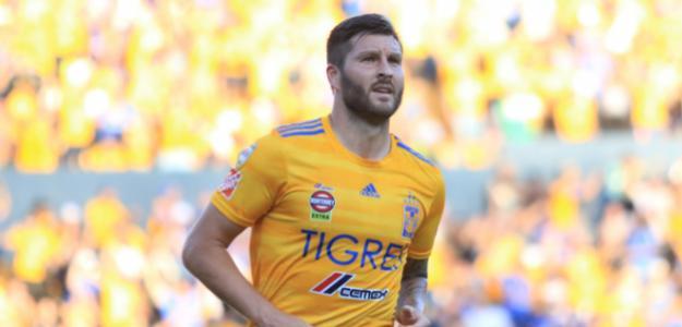 """""""OFICIAL: Gignac renueva con Tigres./ Foto: MARCA"""""""