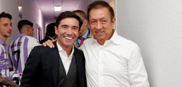 El Valencia CF solo obtendría a Rafinha Alcántara en una cesión / Marca