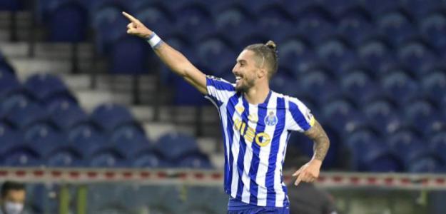 """Alex Telles podría volver a Oporto./ Foto:Diario AS"""