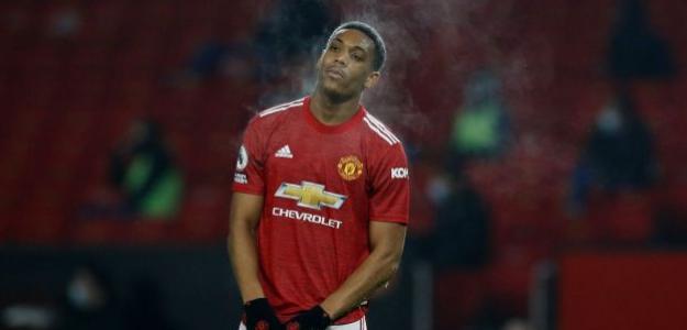 """""""El futuro de Martial se acerca al Tottenham./ Foto: AS"""""""