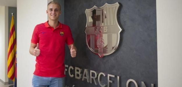 Jasper Cillessen / FC Barcelona.