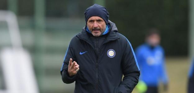 Luciano Spalletti, con el Inter / twitter