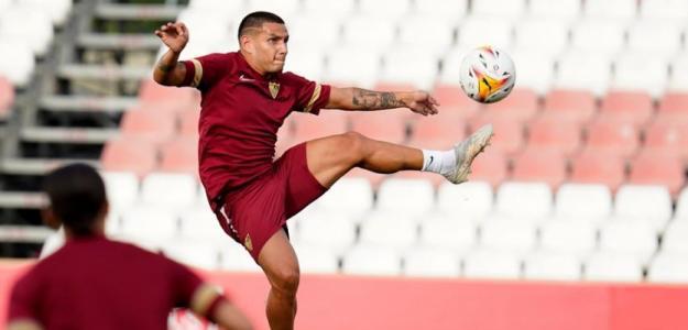 Los 4 equipos que pugnan por Rony Lopes. Foto: ABC Sevilla