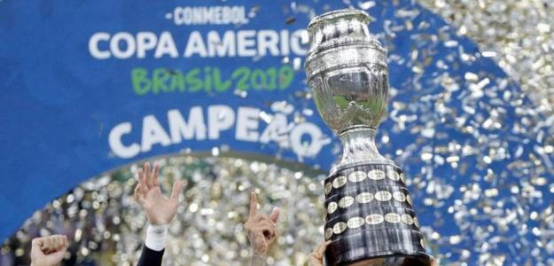 Copa América de Brasil / Youtube