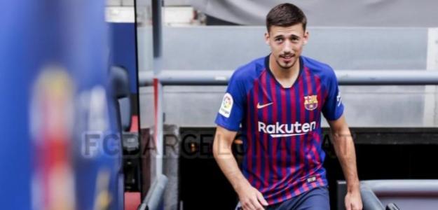 Lenglet / FC Barcelona