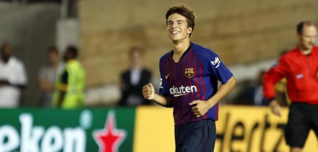 Riqui Puig / FC Barcelona.