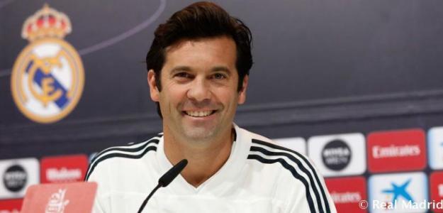 Santiago Solari / Real Madrid.