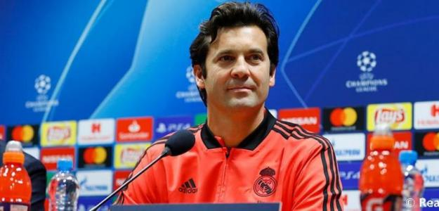 Santiago Solari / Real Madrid