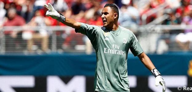 Keylor Navas / Real Madrid