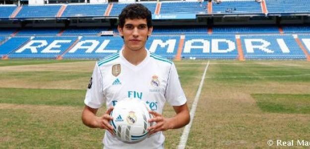 Jesus Vallejo / Real Madrid.