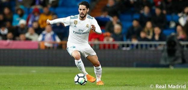 Isco Alarcón (Real Madrid)