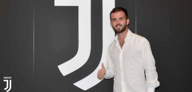 Pjanic / Juventus.