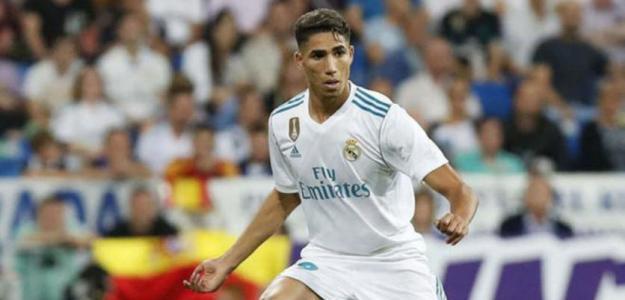 Achraf renueva con el Madrid hasta 2023   MARCA
