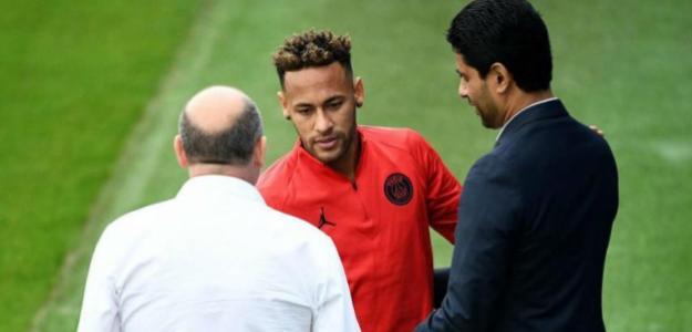 Acuerdo entre Neymar y PSG para facilitar su salida al FC Barcelona. Foto: Marca