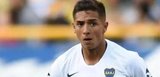 """El renacer de Agustín Almendra en Boca Juniors """"Foto: Fichajazo.com"""""""