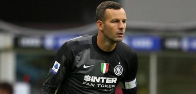El Inter de Milán elige al reemplazante de Handanovic