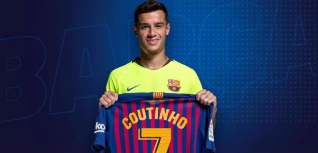 Philippe Coutinho (FC Barcelona)
