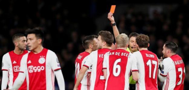 Los grandes europeos desmantelan por completo al Ajax