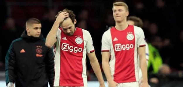 El fin de ciclo del breve pero intenso Ajax de Amsterdam