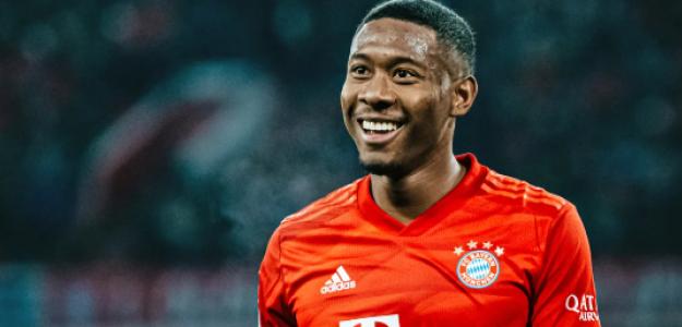 """Se abre la puerta de Alaba en el Bayern: no renovará """"Foto: Bundesliga"""""""