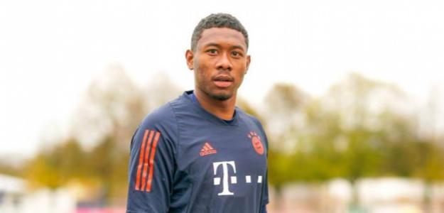 El Bayern ya tiene al recambio perfecto para David Alaba