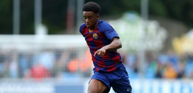 La joven promesa del Barça que quieren en Italia - Foto: FC Barcelona Noticias
