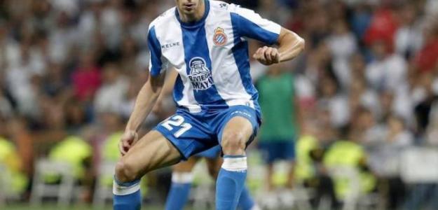 Marc Roca en un partido con el Espanyol / dondiario.com