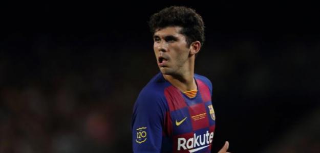 Aleñá desaparece para Valverde / FCBarcelona.es