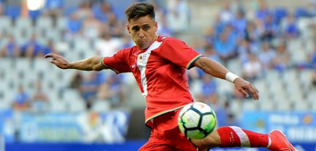 Álex Moreno muy cerca de fichar por el Real Betis Balompié / ABC.es