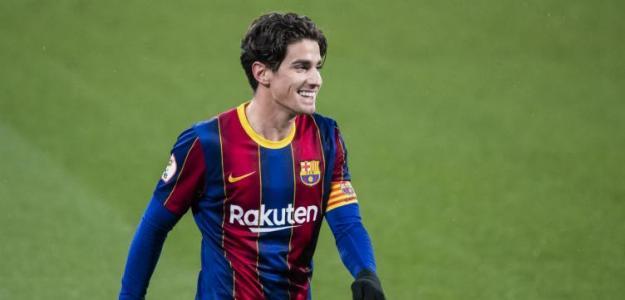 La exigencia de Álex Collado para no dejar el Barcelona