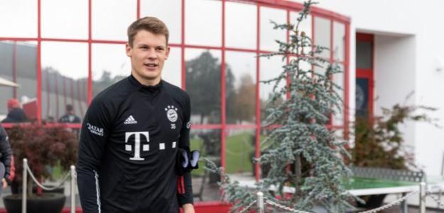 El problema a corto plazo en la portería del Bayern Munich