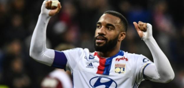 """La posibilidad del regreso de Lacazette al Olympique de Lyon """"Foto: OK Diario"""""""