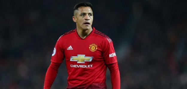 El calvario de Alexis Sánchez en el Manchester United