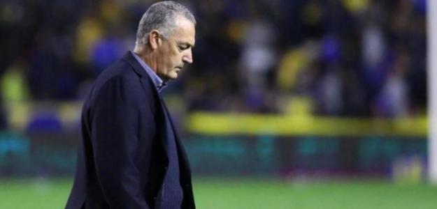 Alfaro durante su periodo en Boca Juniors. / bolavip.com