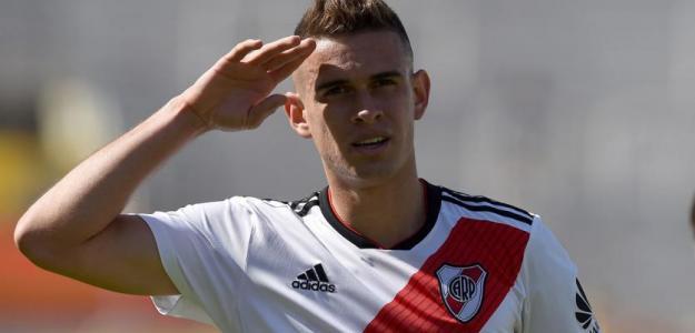 Algunos clubes europeos se interesaron por Santos Borré / Foxsports.com