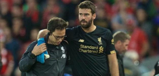 El Liverpool tiene en la mira al reemplazante de Alisson. FOTO: LIVERPOOL