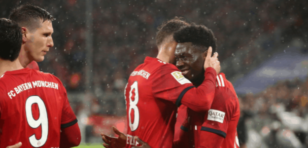 Alphonso Davies, el inesperado fichaje del Bayern Munich