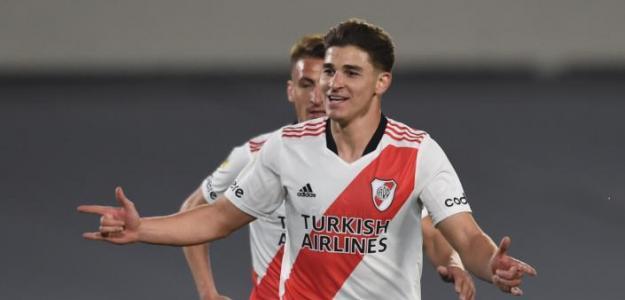 River Plate encuentra al reemplazante ideal de Julián Álvarez