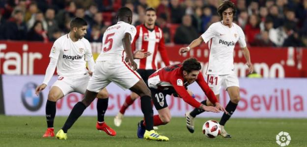 Los problemas del Sevilla FC para dar salida a Ibrahim Amadou / LaLIga