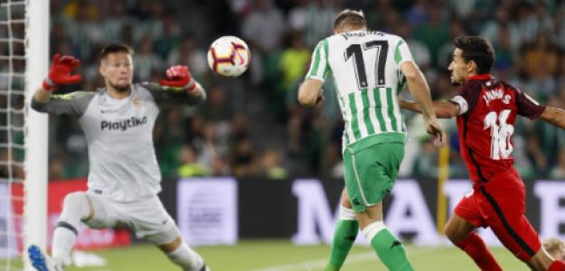 """Análisis / Las fortalezas y debilidades del Real Betis de cara al derbi """"Foto: Andalucía Información"""""""