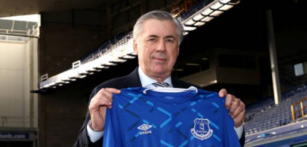 """""""Los delanteros que quiere el Everton para este mercado de invierno./ Getty Images"""""""