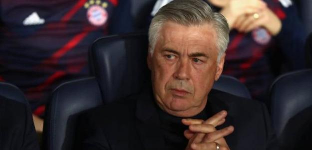 Ancelotti quiere reforzarse a costa del Milán / Skysports